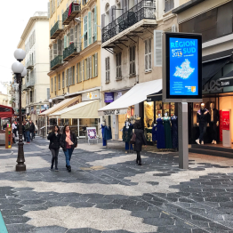 digital+sign,+smart+city,+nice+france,+xogo,+digital+signage